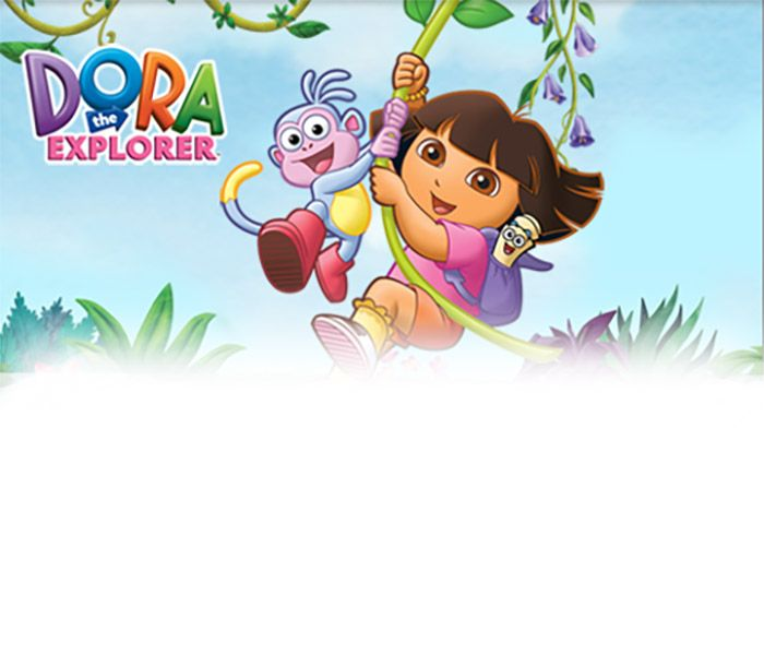 Dora Printable Invitation Template
