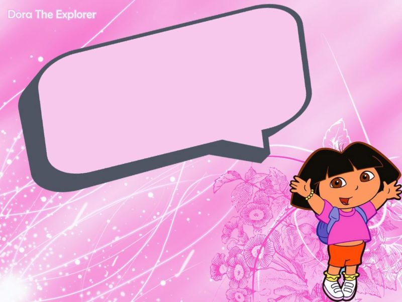 Dora The Explorer Free Invitation