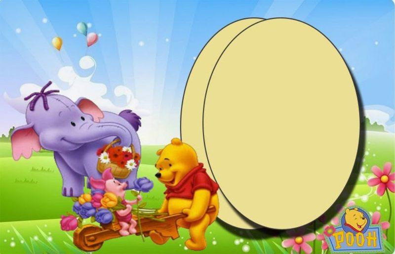 Free Winnie The Pooh Invitation