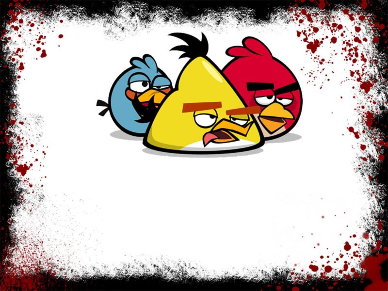 9 FREE Printable Templates - Angry Birds Invitations for all your ...