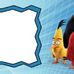 Free Angry Birds Invitation Template 150x150