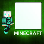 Free Minecraft Birthday Party Invitation 150x150