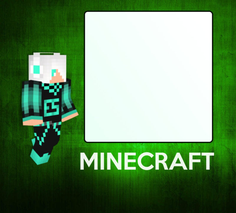 Free Minecraft Birthday Party Invitations Image collections