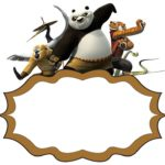 Free Printable Kung Fu Panda Invitation Template 150x150