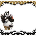 Kung Fu Panda Invitations 150x150