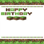 Minecraft Invitations 150x150
