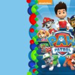 Paw Patrol Invitation template 150x150