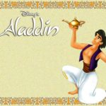 Aladdin Invitation Card 150x150