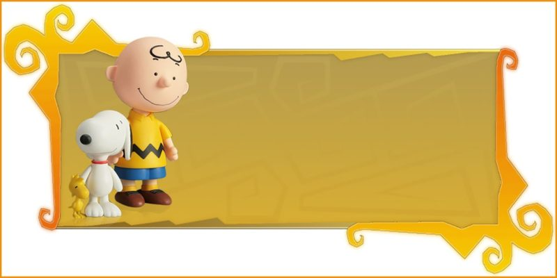 Peanuts Movie Invitation 2