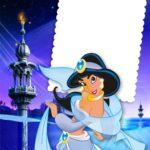 Printable Jasmine Invitation