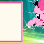 Free My Little Pony Invitation 150x150