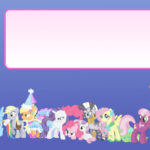 My Little Pony Invitations 150x150