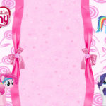 Printable My Little Pony Invitation 150x150