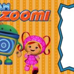 Free Printable Team Umizoomi invitation 150x150