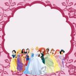 Printable Princess Invitation 150x150