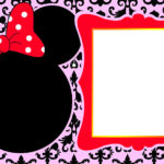 Custom Minnie Mouse Birthday Invitation 150x150