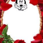 Custom Minnie Mouse Invitation Card 150x150