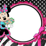Free Minnie Mouse Invitation Card 150x150