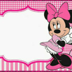Minnie Invitation Template (2)