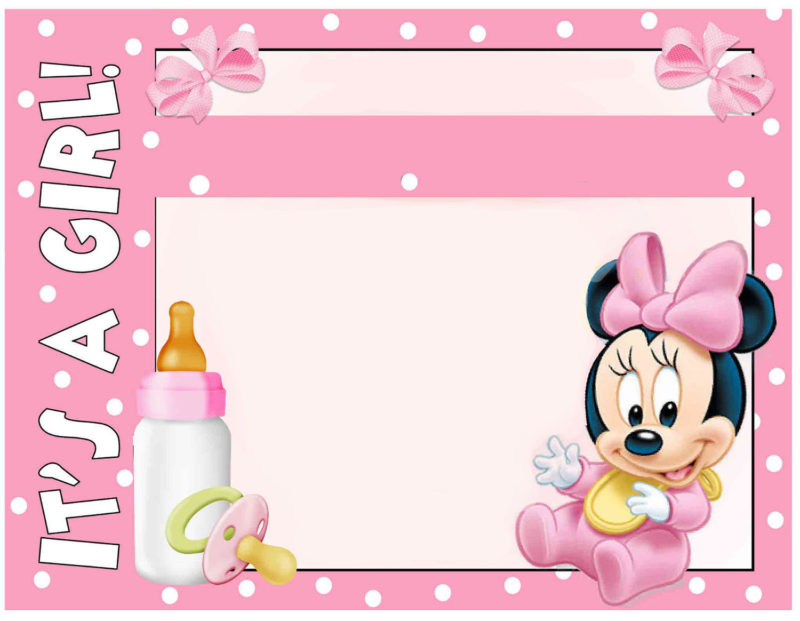 photograph relating to Printable Mickey Mouse Invitations known as The biggest choice of Absolutely free Minnie Mouse Invitation