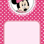 Minnie Mouse Birthday Invitation 150x150