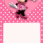 Minnie Mouse Birthday Party Invitation 150x150