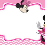 Minnie Mouse Invitation Card Design 150x150