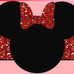 Minnie Mouse Invitation Design 150x150