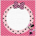 Minnie Mouse Invitation Template 150x150