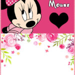 Minnie Mouse Invitations 150x150