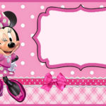 Minnie Mouse Template 150x150