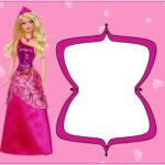 Barbie Invitation Design 150x150