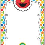 Elmo Party Invitation Template 150x150