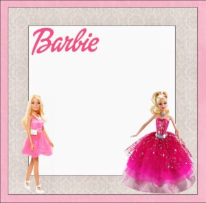 Pretty barbie birthday invitations templates free pictures barbie free barbie birthday barbie invitations you can really surprise your guests filmwisefo