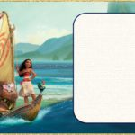 Free Printable Moana Invitation Template 150x150