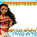 Moana Birthday Invitation Template 150x150