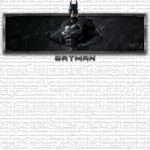 Printable Batman Birthday Invitation 150x150