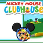 Mickey Mouse Birthday Invitation Card 150x150