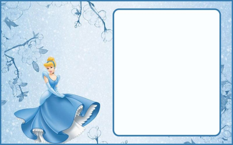 how to create excellent cinderella invitations for a party free