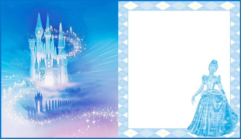 how to create excellent cinderella invitations for a party