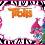 Free Online Trolls Invitation 150x150